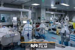 حال وخیم بیماران بستری در ICU بیمارستان شهدای تجریش