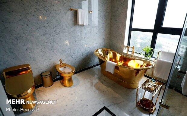 اولین هتل طلایی جهان