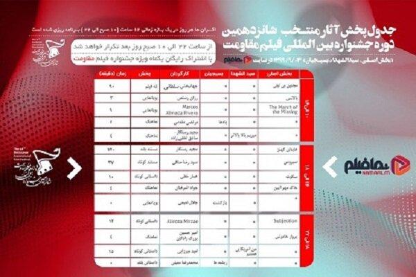 Selected films to be displayed online in Nama Film Platform