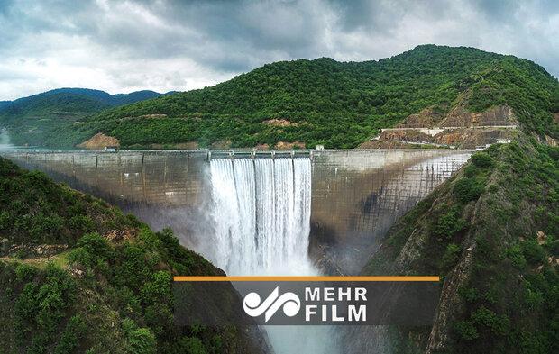 VIDEO: Breathtaking scenery of Soleiman Tangeh Dam in N Iran