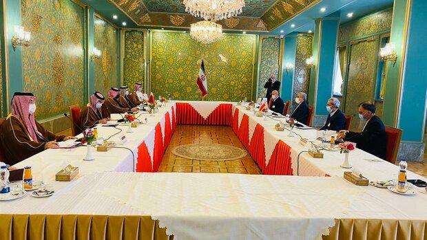 İsfahan'da 7. İran-Katar Ortak Komisyonu Toplantısı yapıldı