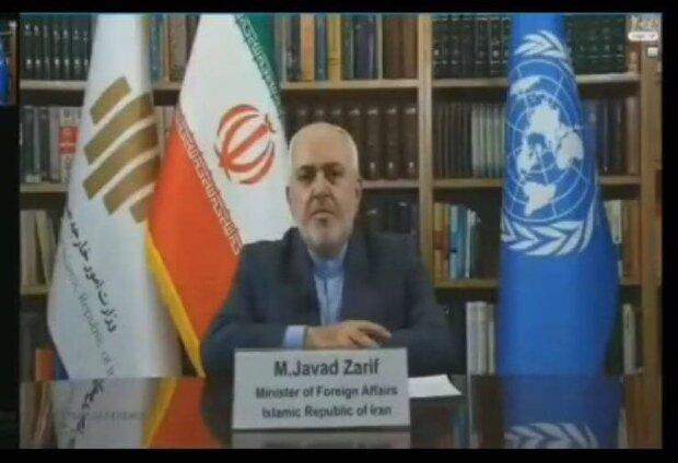 Zarif to address 2020 Rome MED