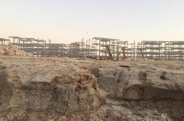 ساختوساز در مجاورت خلیج نایبند/ حامیان محیط زیست نگران هستند