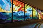 با انواع شیشه رنگی، معماری سنتی و اعجاب انگیز ایرانی را زنده کنید
