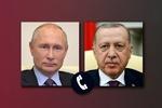 پوتین و اردوغان درباره آتشبس قرهباغ رایزنی کردند