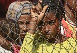 Etiyopya'dan Sudan'a kaçan sığınmacılar