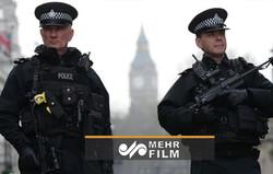 دستگیری یک پیرزن ۷۶ ساله در لندن