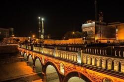 «قاری کورپوسی» معروف ترین پل تاریخی تبریز