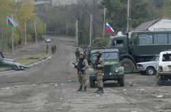 Azerbaijani army enters Kalbajar region