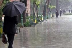 بارش های پراکنده از نوار ساحلی خزر تا جنوب کرمان ادامه دارد