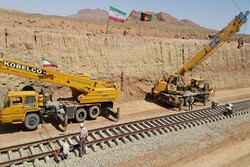 Khaf-Herat railway to come on stream in few weeks: Roads min.