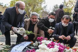 مرحوم چنگیز جلیلوند کی تشییع جنازہ