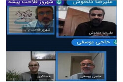 زبان فارسی حافظ منافع ملی و راهبردی ایران در جهان است