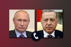 اردوغان و پوتین درباره تحولات قرهباغ گفتگو کردند/ ایروان و باکو قصد عادیسازی روابط را دارند