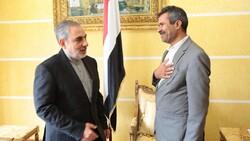 نائب وزير الكهرباء اليمني يبحث مع السفير الإيراني سبل التعاون في مجال الطاقة