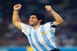 Argentinian football legend Diego Maradona dies at 60