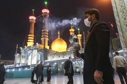 قم آل محمد (ص) کا حرم / حضرت معصومہ (س) کا زائر بہشت کا مستحق