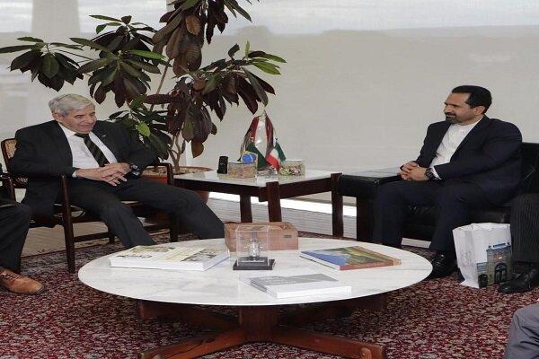 Iran, Brazil emphasize developing trade ties in post-corona