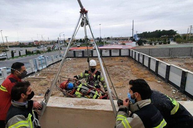 وقوع ۸۰ حریق و حادثه در سمنان/۳۰ نفر نجات یافتند