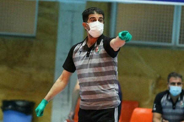 اختلافات درون تیمی دلیل جدایی نفرزاده از تیم والیبال خاتم اردکان