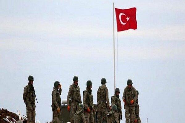 Turkey suspiciously boosting military presence  in N Iraq
