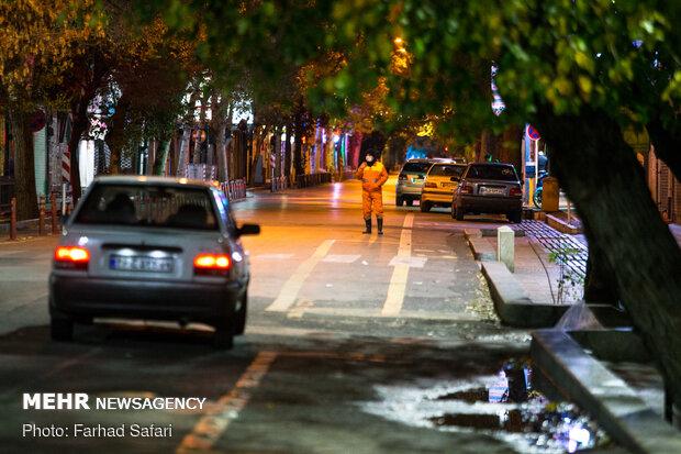 امشب هم ممنوعیت تردد شبانه در سراسر کشور اجرا نمیشود