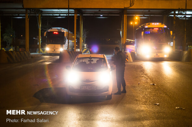 جریمه یکمیلیون تومانی برای ۱۳۷۷ خودروی پلاک شهرستانی,