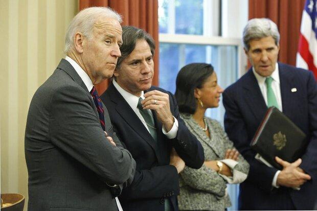 Iran fires back at US Blinken's first remarks