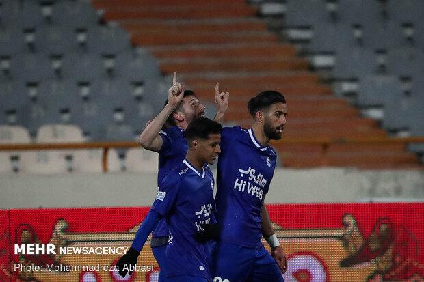 Esteghlal gains 1-0 victory over Machine Sazi