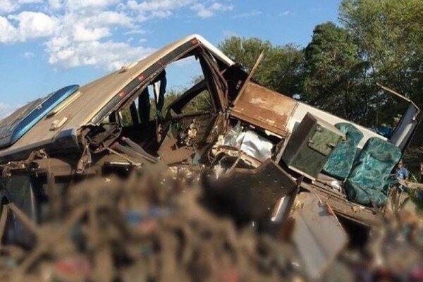 برازیل میں بس اور ٹرک کے خوفناک تصادم میں 37 افراد ہلاک
