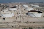 رئیس جمهور مخازن ذخیره میعانات گازی در پارس جنوبی را افتتاح کرد
