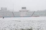 دیدار سپاهان و تراکتور به دلیل بارش شدید برف لغو شد