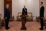 فیصل المقداد به عنوان وزیر خارجه سوریه سوگند یاد کرد