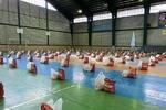 ۹۰۰ بسته معیشتی در میان نیازمندان رشتی توزیع شد