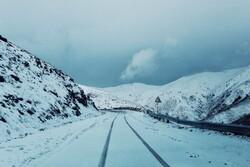 Hemedan kar yağışı ile beyaza büründü