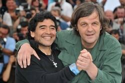کارگردانهایی که با مارادونا دویدند