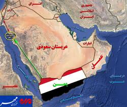 ریاض درشوک حمله موشکی به آرامکو؛ مقصد بعدی موشک قدس ۲ کجاست؟ + نقشه میدانی