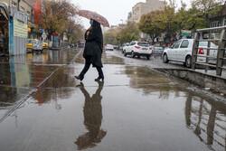 آغاز کاهش ابر در استان تهران/۹.۷ میلیمتر بارش برای آبعلی ثبت شد