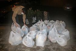 ۷۰۰ بسته مواد غذایی در بین نیازمندان دامغانی توزیع شد