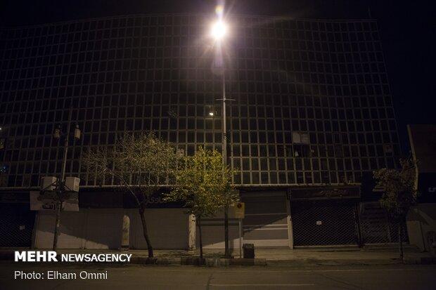 COVID-19 lockdown in Iran's Sanandaj