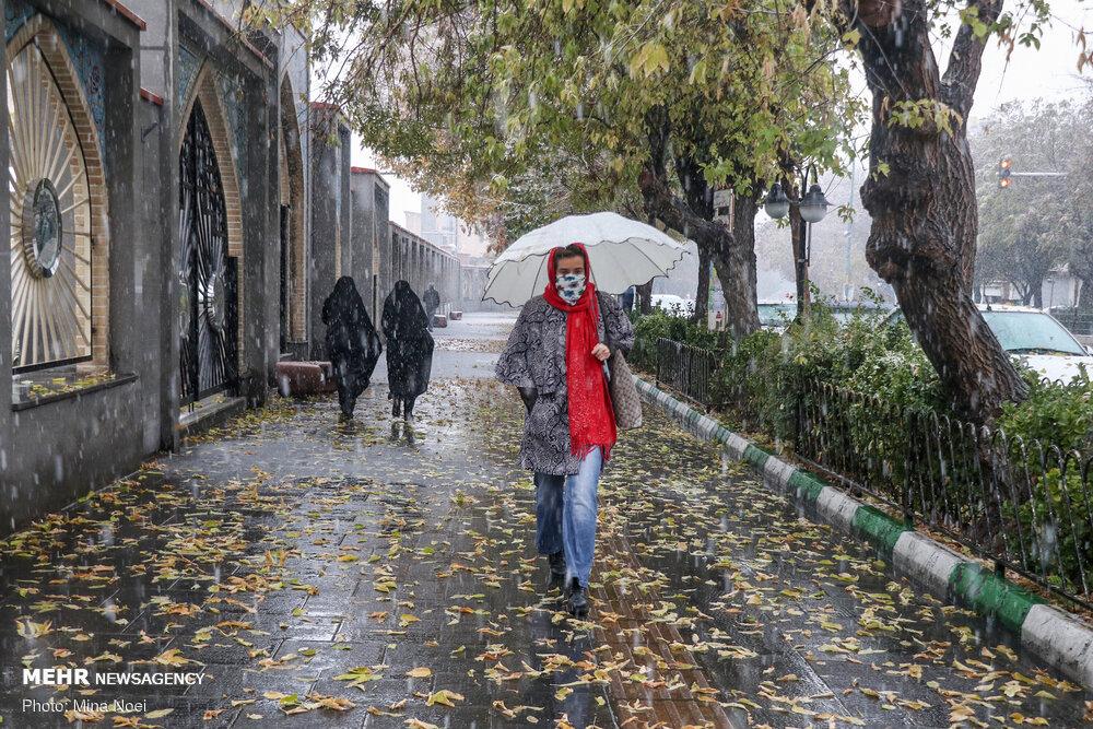 بارشهای پاییزی اصفهان دیرهنگام خواهد بود/بهبود بارندگی از زمستان