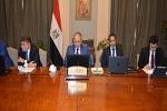 نشست عربستان، مصر، امارات و بحرین با محوریت سوریه