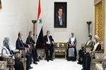 عمان از سوریه در مواجهه با توطئههای مختلف حمایت میکند