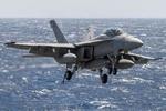 یک فروند جنگنده هندی در دریای عرب سقوط کرد