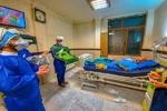 ۳۰ جهادگر هیئت انصار ولایت یزد در بیمارستان گودرز مستقر شدند