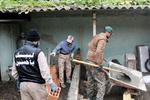 فعالیت جهادی طلاب بسیجی در مناطق محروم گرگان