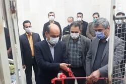 دستگاه سی تی اسکن بیمارستان پنج آذر گرگان راه اندازی شد