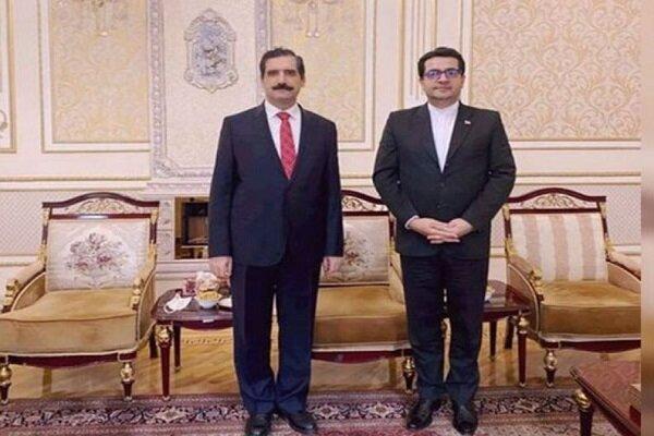Iranian, Turkish envoys discuss latest situation in Karabakh