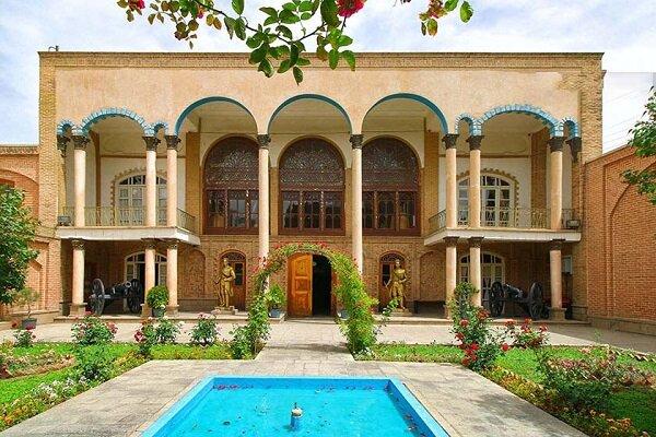 İslami ülkelerin turizm başkenti Tebriz'deki 'Meşrutiyet Evi'