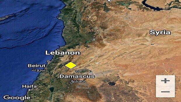 هزةً أرضية عنيفة تضرب العاصمة السورية دمشق